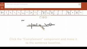 Diagramming Sentences Online