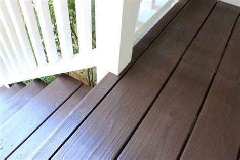 Behr Premium Deck Stain by Behr Padre Brown Solid Deck Stain Colors