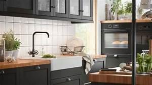 Modeles Cuisine Ikea : catalogue cuisine ikea ~ Dallasstarsshop.com Idées de Décoration
