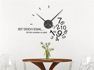 Wandtattoo Weltkarte Uhr : wanduhren von designscape mit wandtattoo ziffernblatt ~ Sanjose-hotels-ca.com Haus und Dekorationen