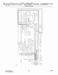 Parts For Frigidaire Phsc39ehss2  Wiring Diagram Parts