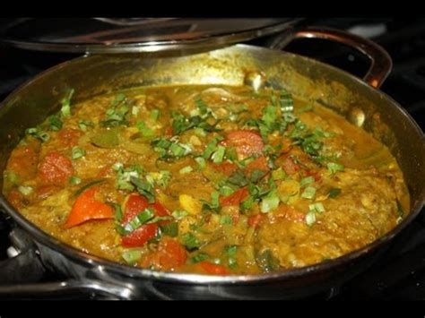 curry fish recipe youtube