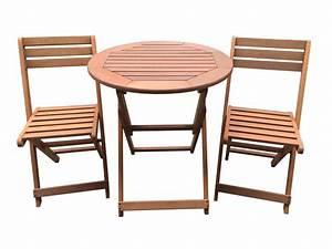 Table Jardin En Bois : table de jardin verre blanc ~ Teatrodelosmanantiales.com Idées de Décoration