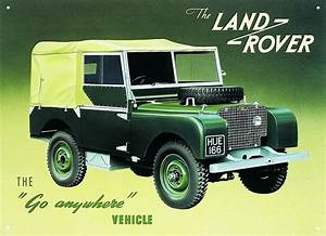 Land Rover Serie 1 : land rover series 1 tin signs metal signs sold at ukposters ~ Medecine-chirurgie-esthetiques.com Avis de Voitures