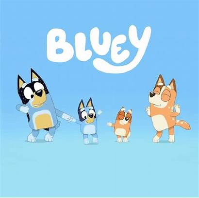Bluey Cartoon Bingo Heeler Chilli Bandit