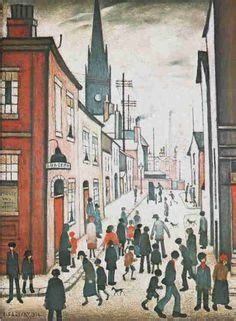 paintings    lowry images english artists