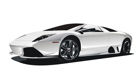 Black And White Exotic Cars 1 Background