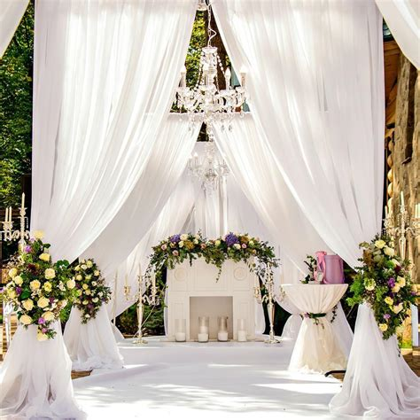 Why Backdrop Draping Matters & How To Set It Up CV Linens