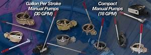 Edson Manual Pumps  30 Gpm Pumps