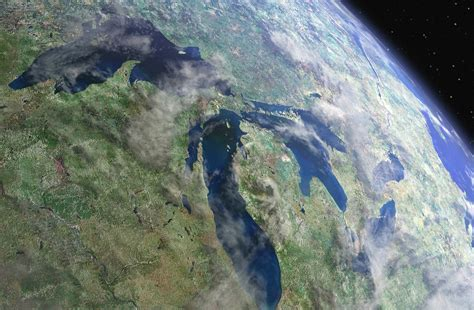 the great lakes canada alive