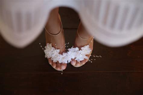diy bridal shoes popsugar smart living