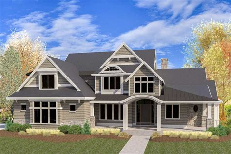 designed craftsman house plan iy architectural designs house plans