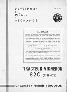 Catalogue Pieces De Rechange Renault Pdf : catalogue pi ces d tach es massey harris 820 ~ Medecine-chirurgie-esthetiques.com Avis de Voitures