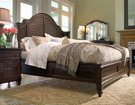Paula Deen Home Tobacco Steel Magnolia Bedroom Set
