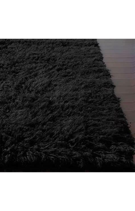 Black Fuzzy Rug by Black Fuzzy Rug Home Decor