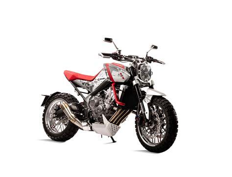 Honda Six50 Concept Is A True Modern Scrambler