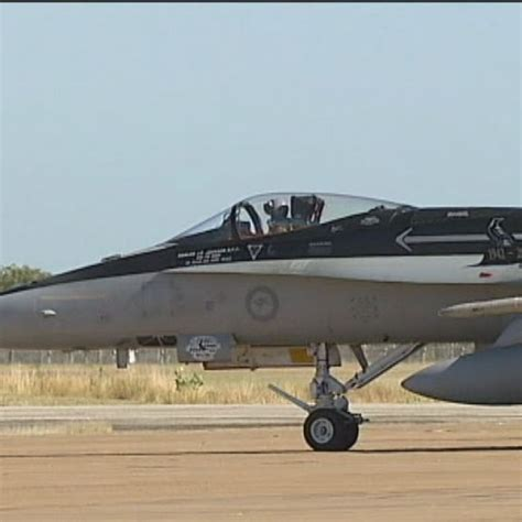 Tindal Raaf Base Upgrade To F-35a Readiness Will Benefit