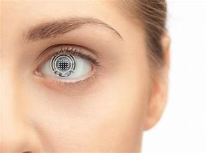Bio Sensing Contact Lens Could Someday Measure Blood