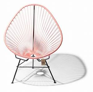 Acapulco Chair Original : pink acapulco chair high quality no imitation the ~ Michelbontemps.com Haus und Dekorationen