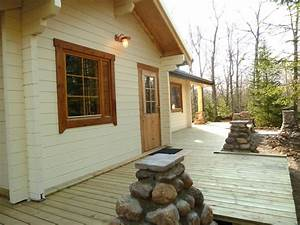 2 x Sturdy wooden house, 700m from the... - HomeAway Skane