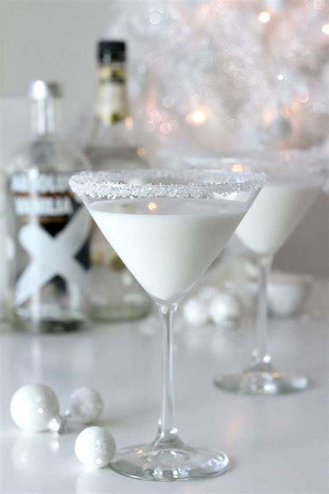 white chocolate snowflake martini luluscom fashion blog