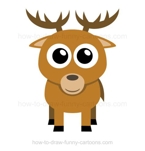 draw  deer
