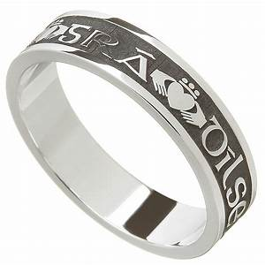 claddagh ring pronunciation tags irish gold wedding With scottish wedding rings edinburgh