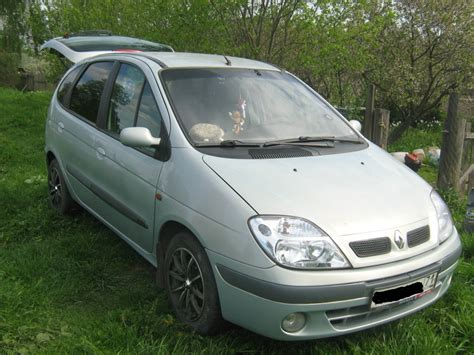 renault scenic 2002 specifications 2002 renault scenic ja pictures information and specs