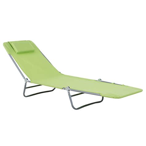 Chaise Suspendue Rona by Awesome Chaise Longue De Patio Pliante Vert With Chaise
