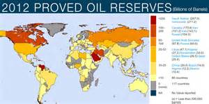 Images of Oil Reserves