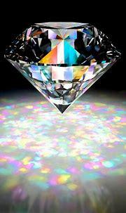 Diamond Wallpapers : Black and gold   Diamond wallpaper ...