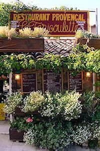 restaurant sympa ramatuelle bistro golfe de saint tropez With charming allee d entree maison 15 stpr lenrobe