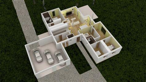 axonometrie d maison invictum with construire sa maison en 3d