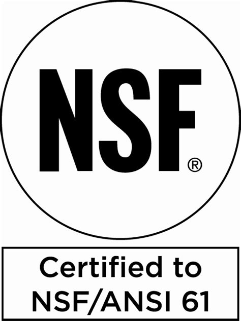 NSF Product and Service Listing   Precix