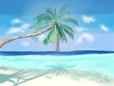 playa por pepepotey dibujando
