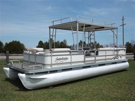 deck pontoon boat craigslist yact learn pontoon deck boat forum