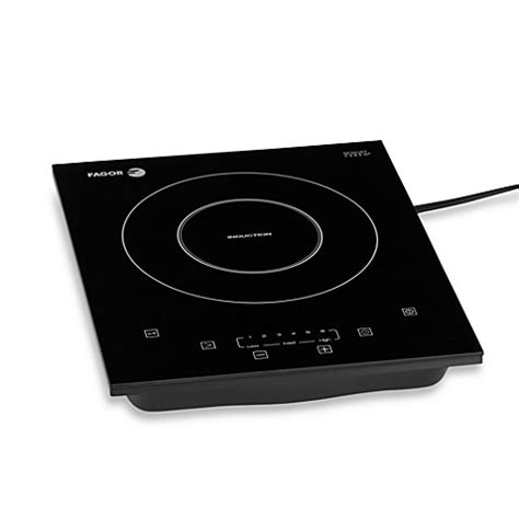 fagor portable induction cooktop bed bath
