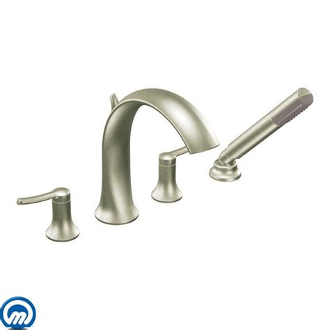 clearance kitchen faucets faucet com ts21704bn in brushed nickel by moen
