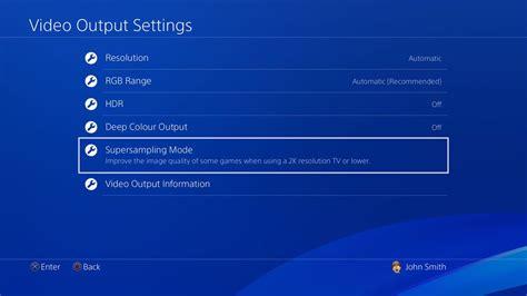 ps pro update    games    p tvs