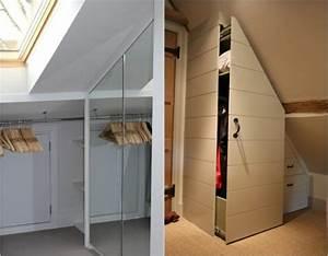 Kleiderschrank In Dachschräge : kleiderschrank kreativ ~ Sanjose-hotels-ca.com Haus und Dekorationen