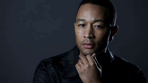 With Topical 'darkness And Light,' John Legend Wants To