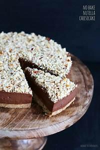 Bake To The Roots : no bake nutella cheesecake bake to the roots ~ Udekor.club Haus und Dekorationen