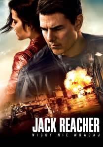 Never Go Back Jack Reacher Movie Poster