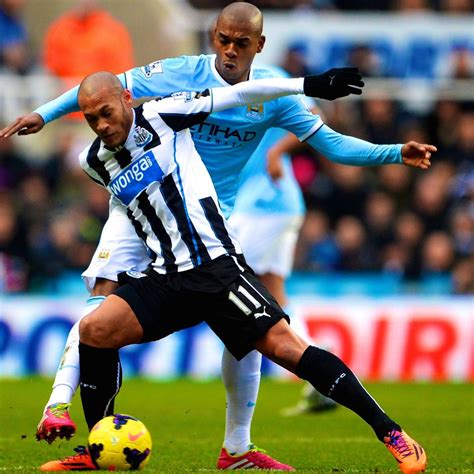 Manchester City vs. Newcastle: Live Score, Highlights from ...