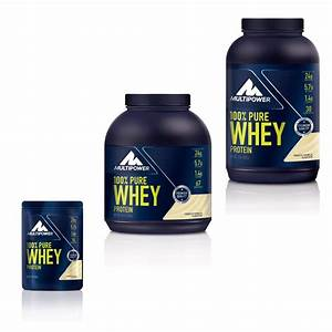 Multipower 100  Pure Whey Protein Buy  U0026 Test