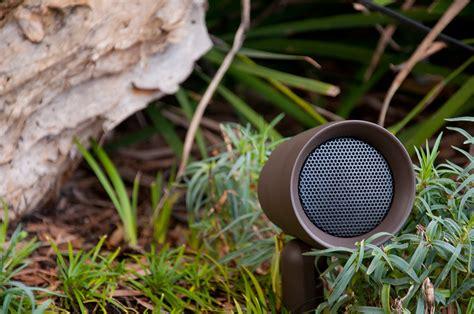 sonance landscape series outdoor speakers theatron