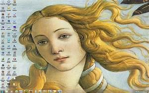 The Birth of Venus Win 7 Theme by Windowsthememanager on ...