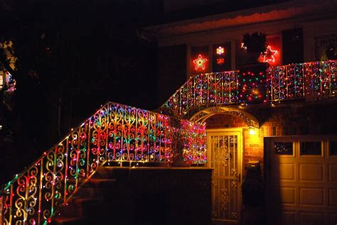 nyc nyc s dyker heights home light
