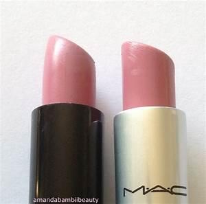 MAC Snob Lipstick Dupe | amandabambiibeauty