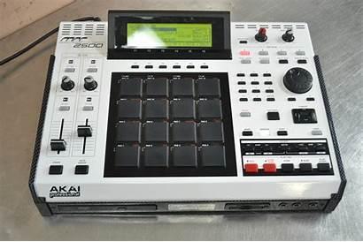 Mpc Akai Drum Machine Sequencer Sampler Mpc2500